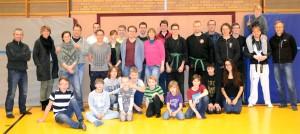 Lehrgang / Feier 2015